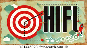 High fidelity Illustrations and Clip Art. 100 high fidelity.