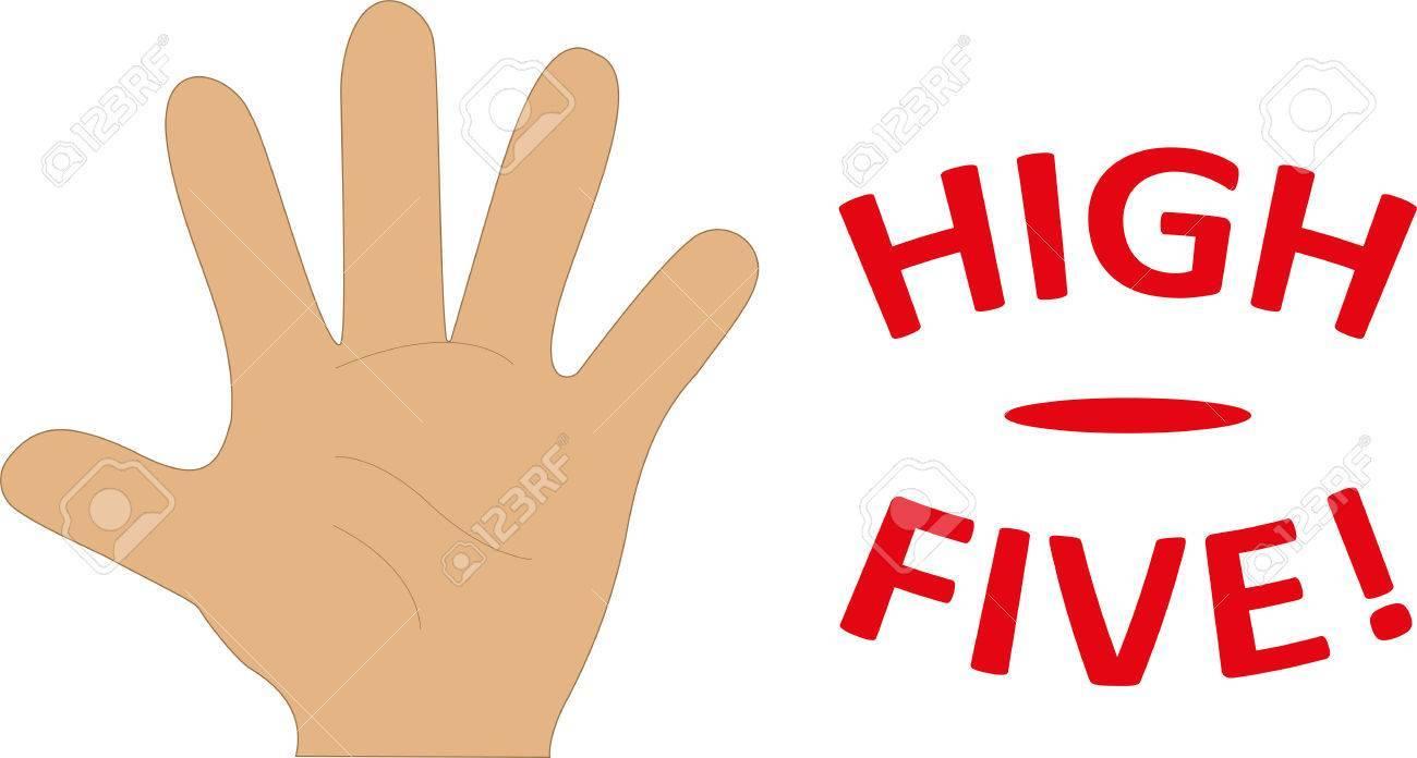 High five hand clipart » Clipart Portal.
