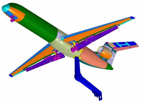 Green Regional Aircraft (GRA).
