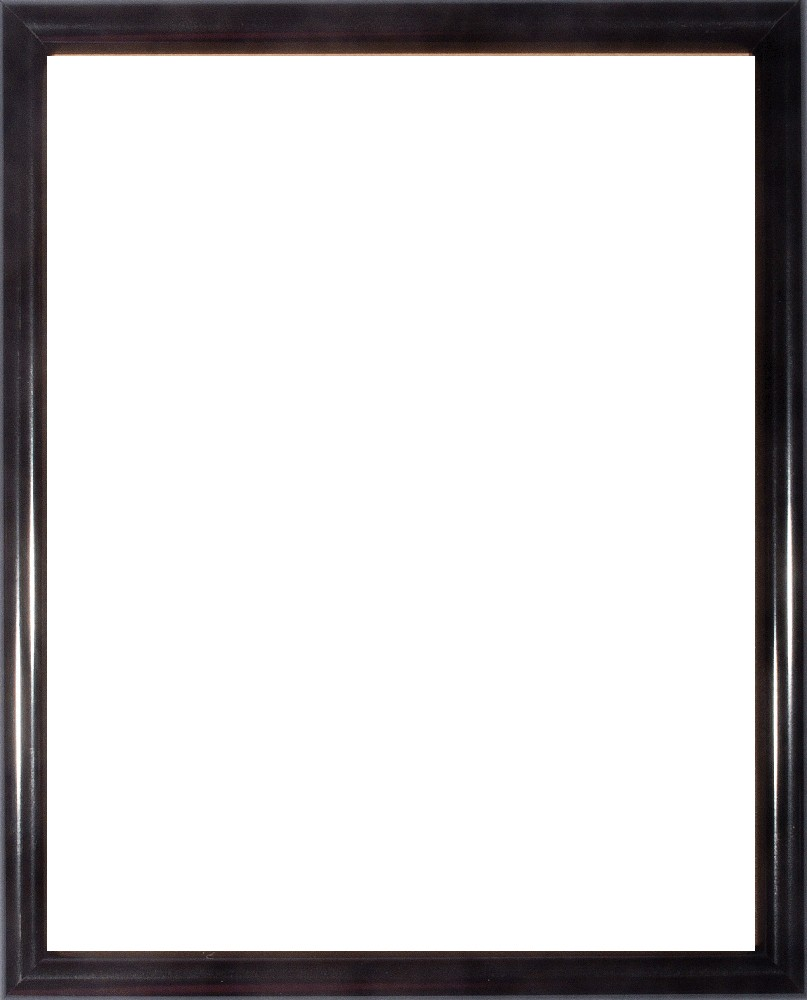 20mm High Gloss Black Frame.