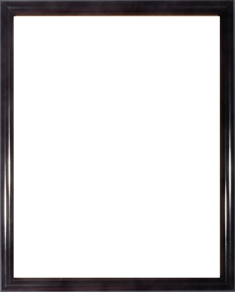 20mm High Gloss Black Frame.