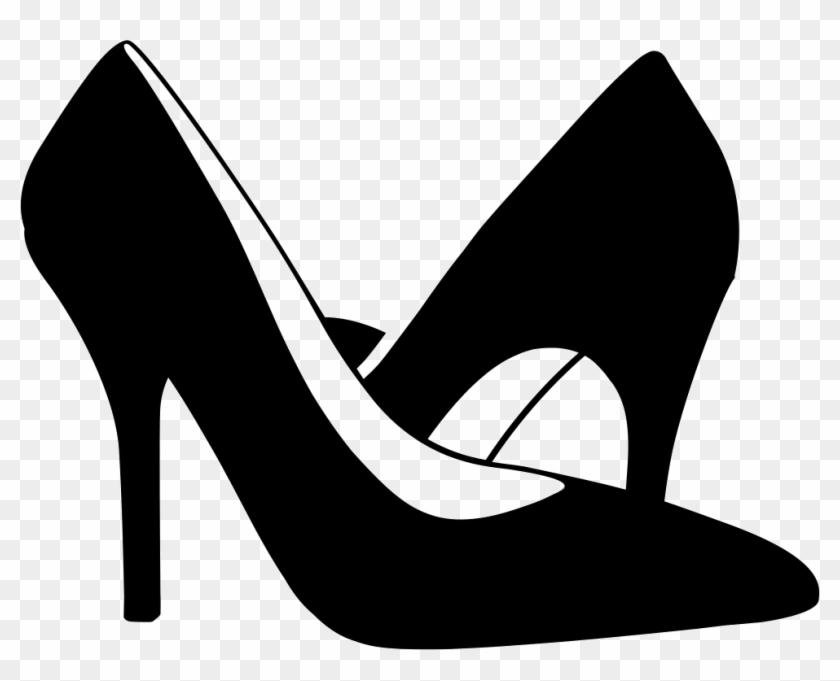 high heel shoe silhouette clip art 10 free Cliparts.