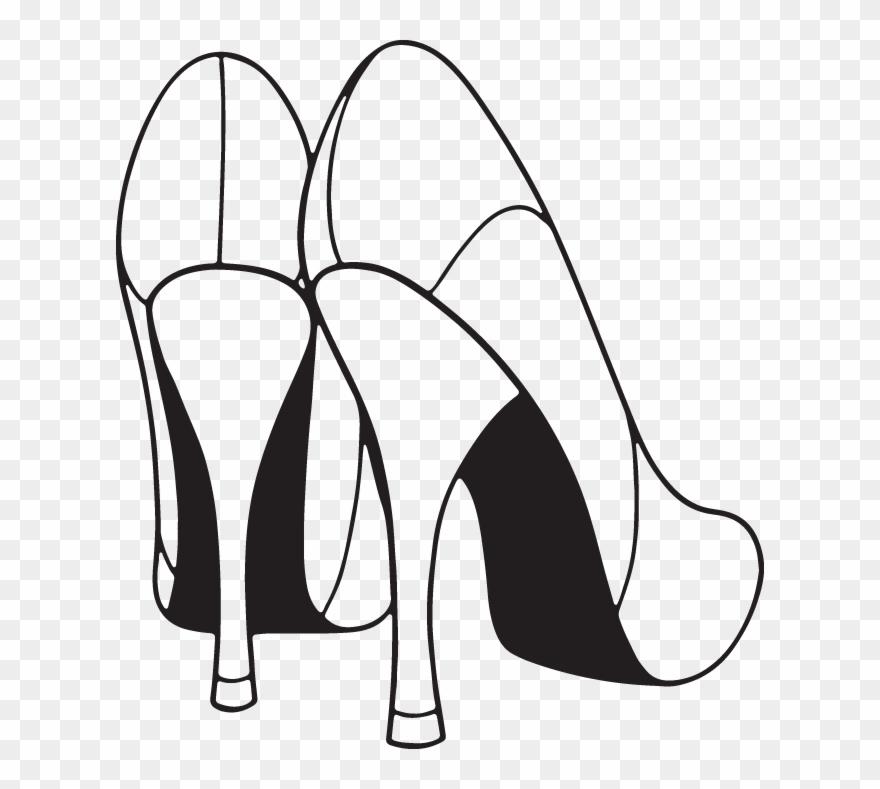 Shoes Clipart Heel.