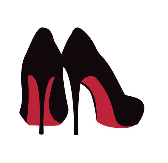 SVG High Heels, Cut File, Stiletto Clipart, SVG, DXF, Jpg, Png, Eps, High  Heels, Beauty Glamour Svg, Womens Shoes, Girley Commercial Use.