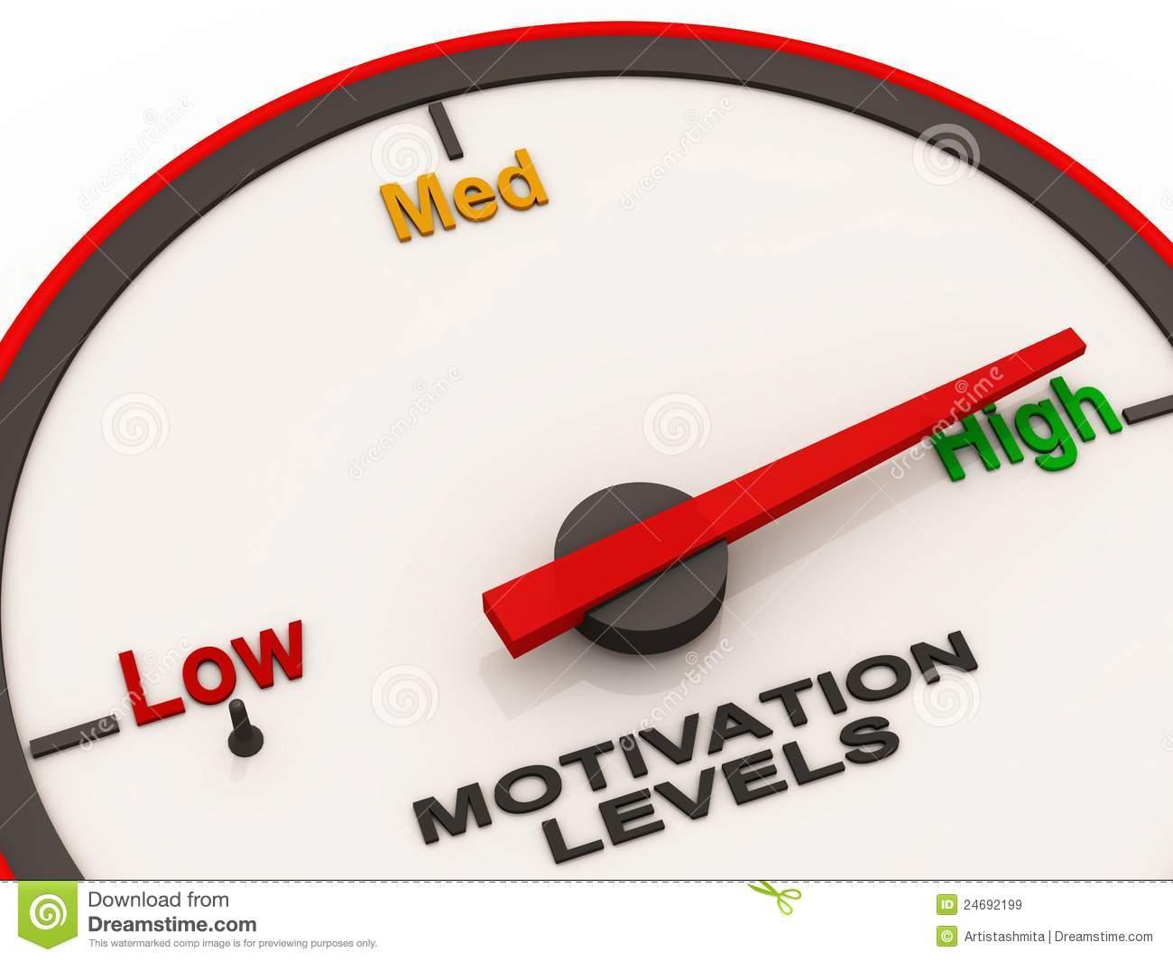 Motivated Stock Illustrations.