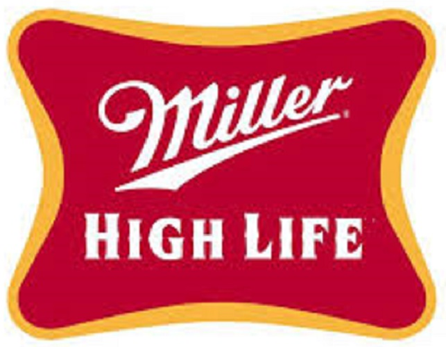 Miller Brewing Company Miller High Life.
