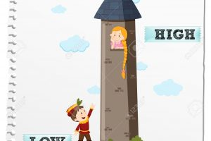 High and low clipart 5 » Clipart Station.