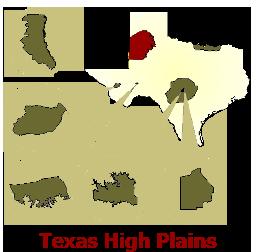 Winegrowing Regions of Texas.
