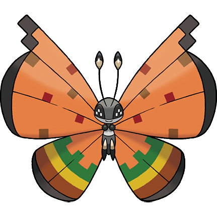 High Plains Vivillon flavor.