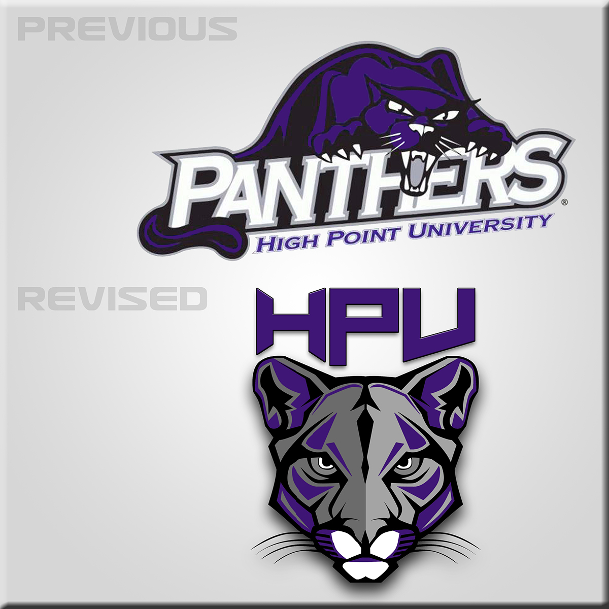 High Point University Athletics on Behance.