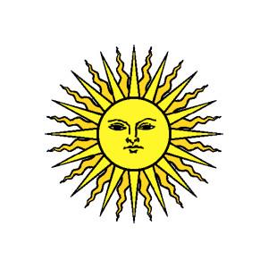 Sun Clip Art Images.