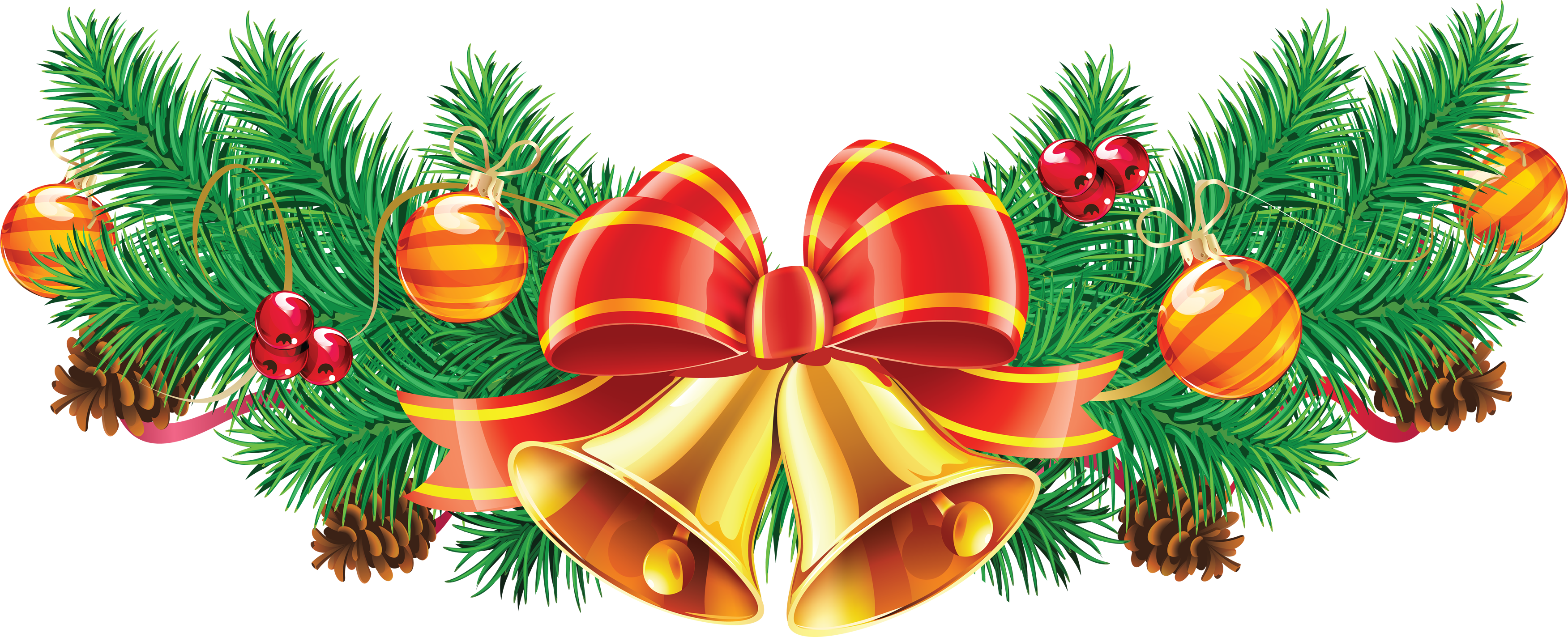 High Resolution Christmas Png Clipart #35314.