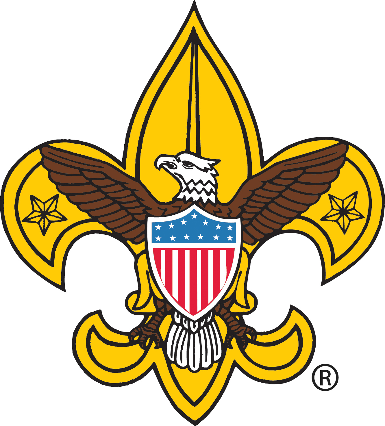 Showing post & media for Boy scouts eagle symbol.