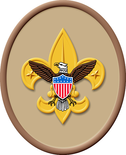 high resolution boy scout clip art placemats.