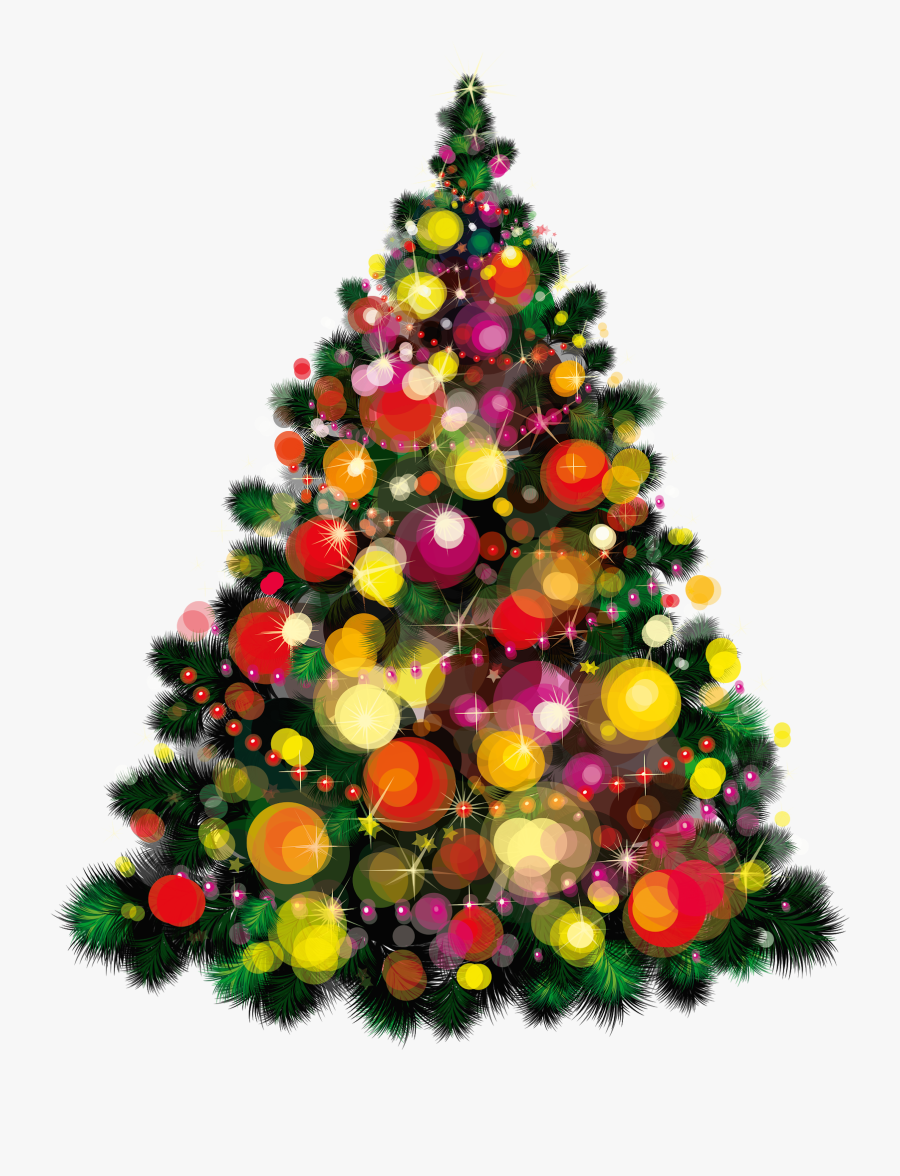 High Resolution Christmas Tree , Free Transparent Clipart.