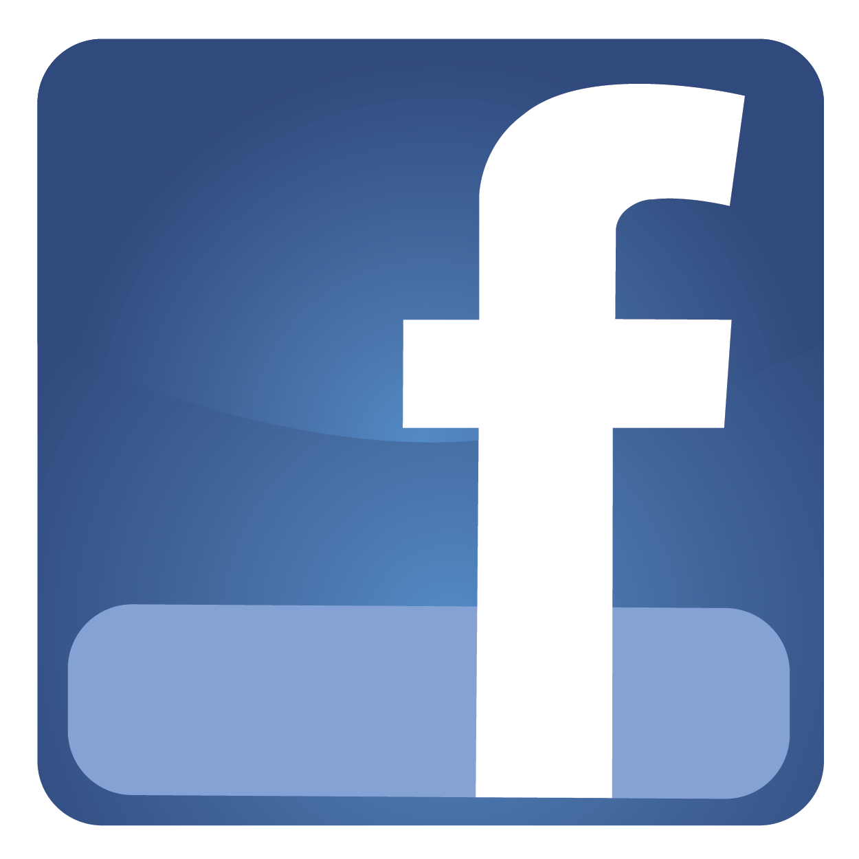 High Resolution Logo Facebook Png Icon #46258.