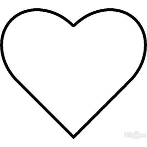 B&W HEARTS<3.
