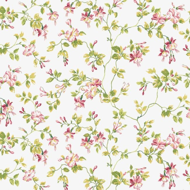 Floral Background Shading High.