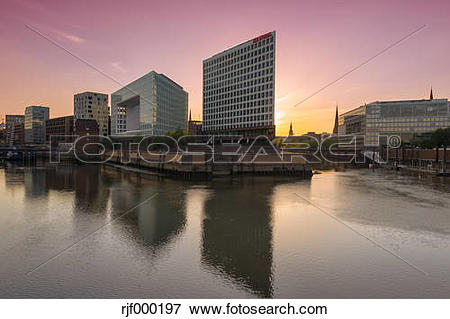 Picture of Germany, Hamburg, High.