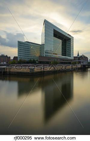 Stock Image of Germany, Hamburg, High.