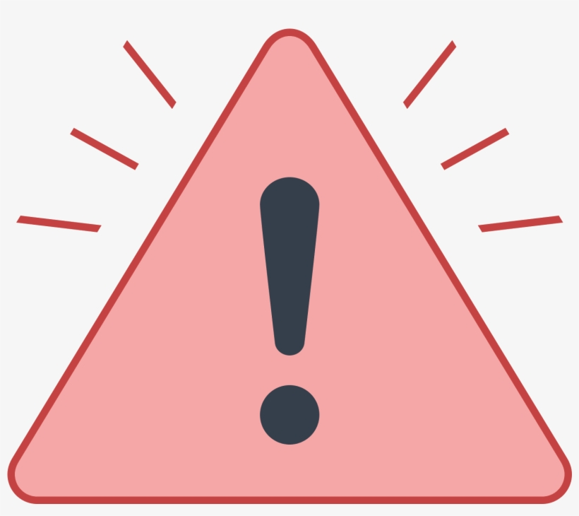 Triangle Warning Sign Png Clipart.