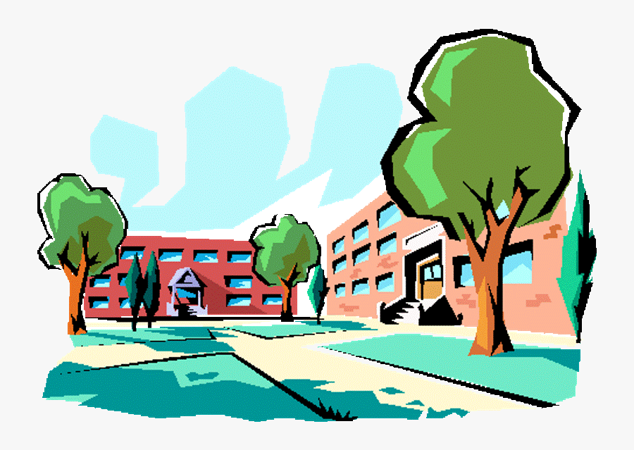 High School Building Clip Art Free Clipart Images.