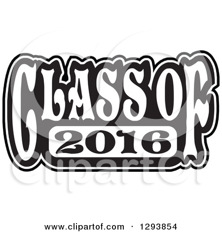 High School Graduation Clipart 2016.