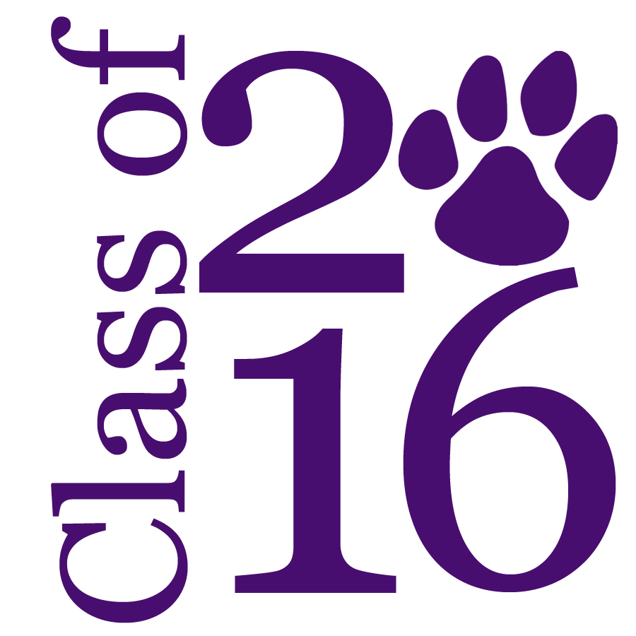 High School Senior Clipart Class Of 2016.