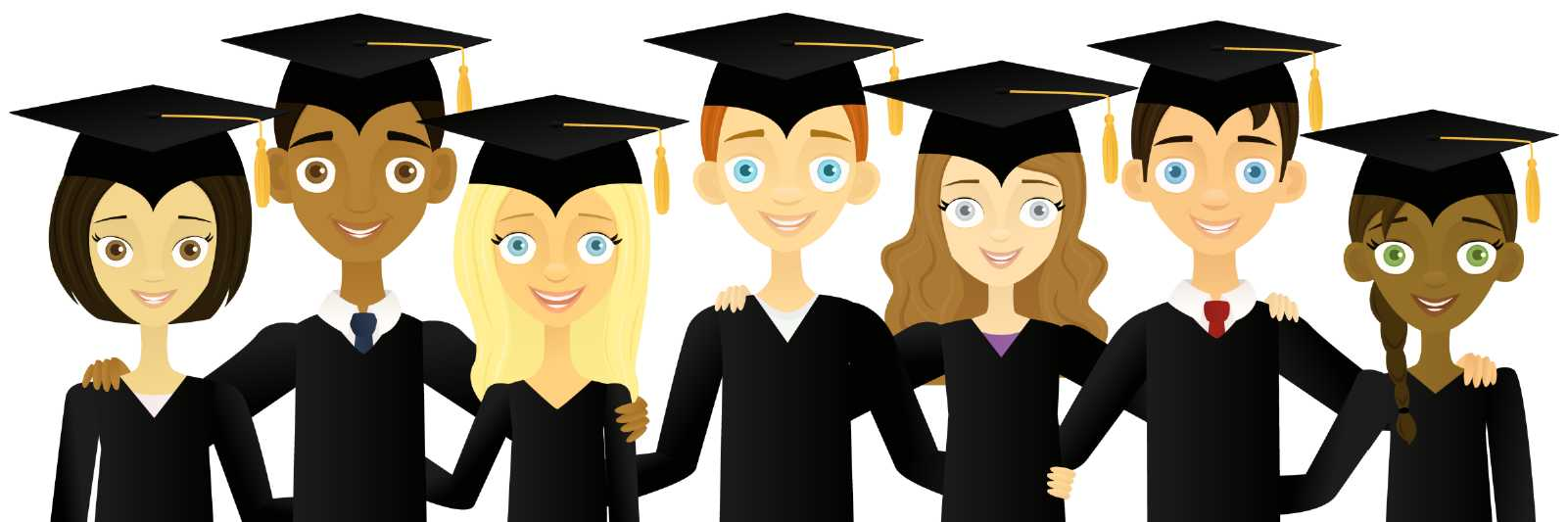 Clip Art Senior High School Clipart.
