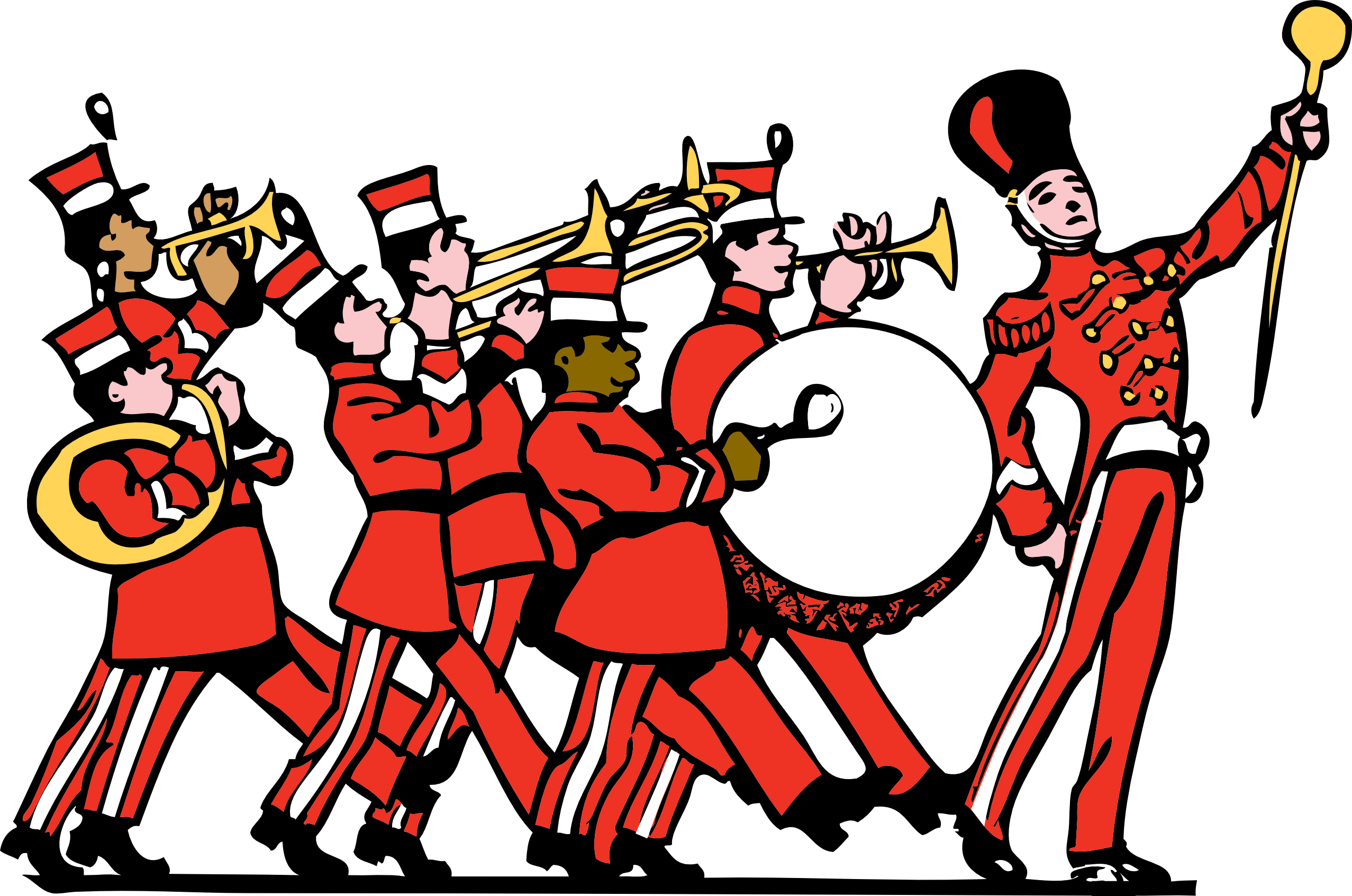 Orchestra clipart high school band, Picture #1787215.