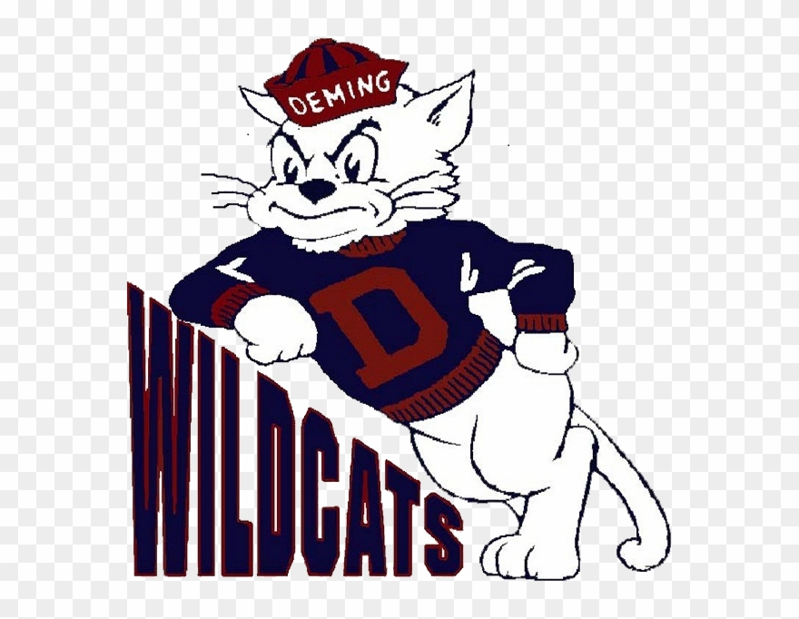 Deming High School Mascot Clipart (#642865).