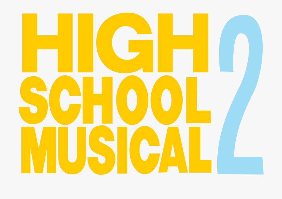 High School Musical 2 Text Logo.