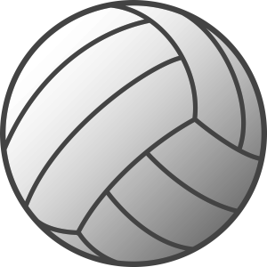 High School Volleyball Clipart Clipground