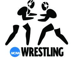 High school wrestling mat clipart.