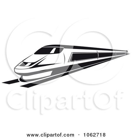 Clipart Green Train.