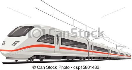 Vector of Vector of speed train..