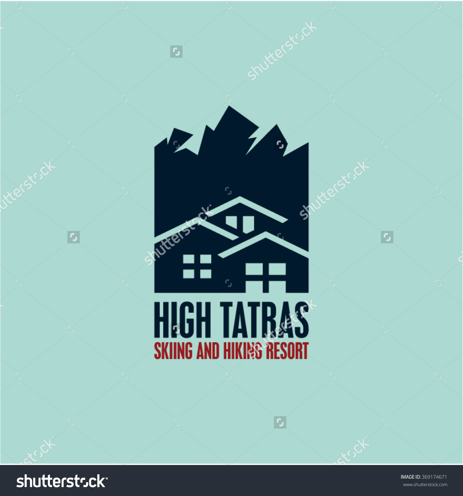High Tatras Stock Vectors & Vector Clip Art.