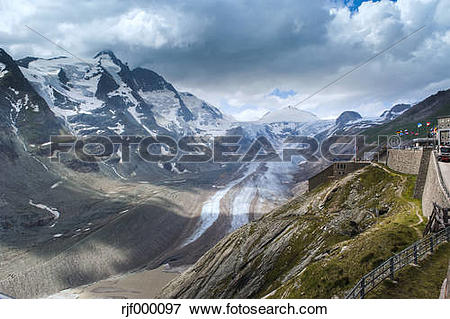 Picture of Austria, Kaernten, Alps, High Tauern National Park.