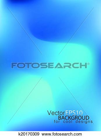 Clip Art of High tech abstract background k20170309.