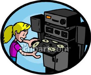 Using A High Tech CD Player.