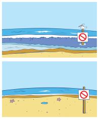 Low Tide Clip Art.