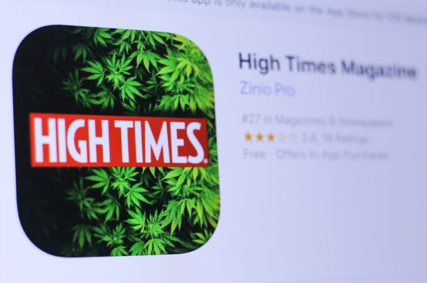 Owner of High Times mag loses CFO during rocky IPO process.
