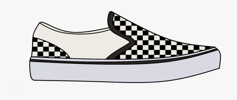 Vans Clipart Checkered.