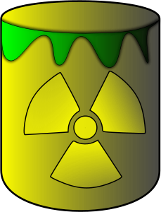 Toxic SVG Vector file, vector clip art svg file.