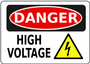 High Voltage Clip Art Download.