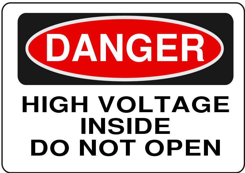 Free Clipart: Danger.