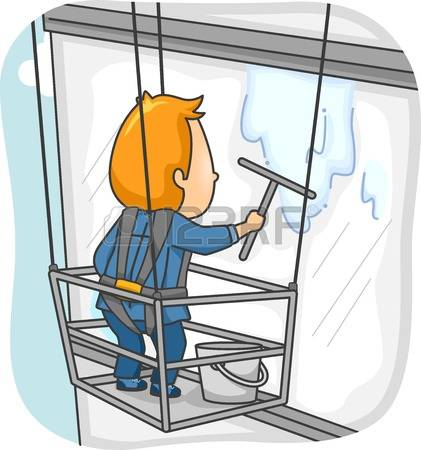 1,516 Window Cleaning Stock Illustrations, Cliparts And Royalty.