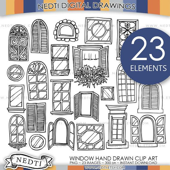 17 Best ideas about Window Clipart on Pinterest.