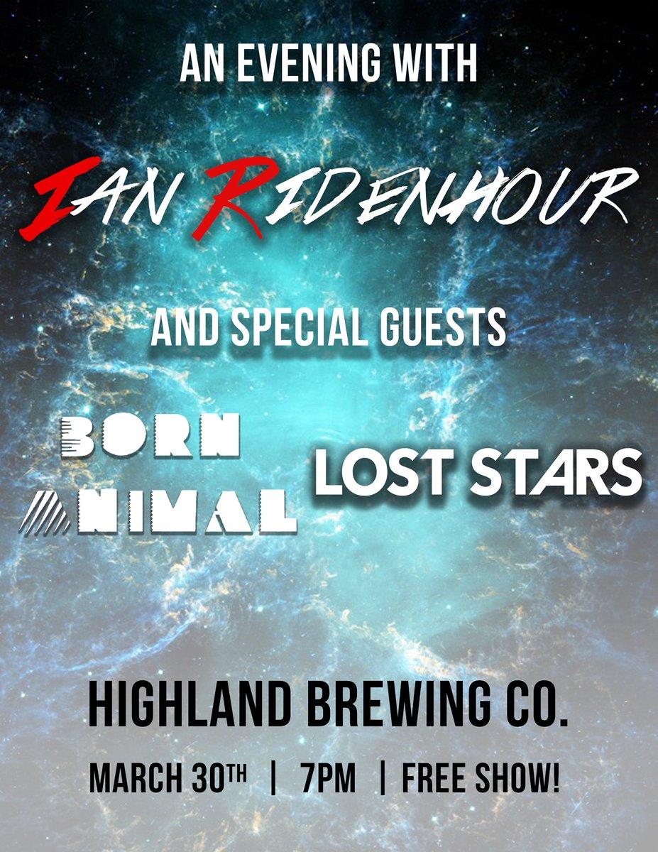 Highland Brewing (@HighlandBrews).