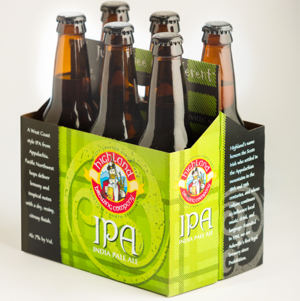 New IPA To Highland Brewing Company's Beer Line.